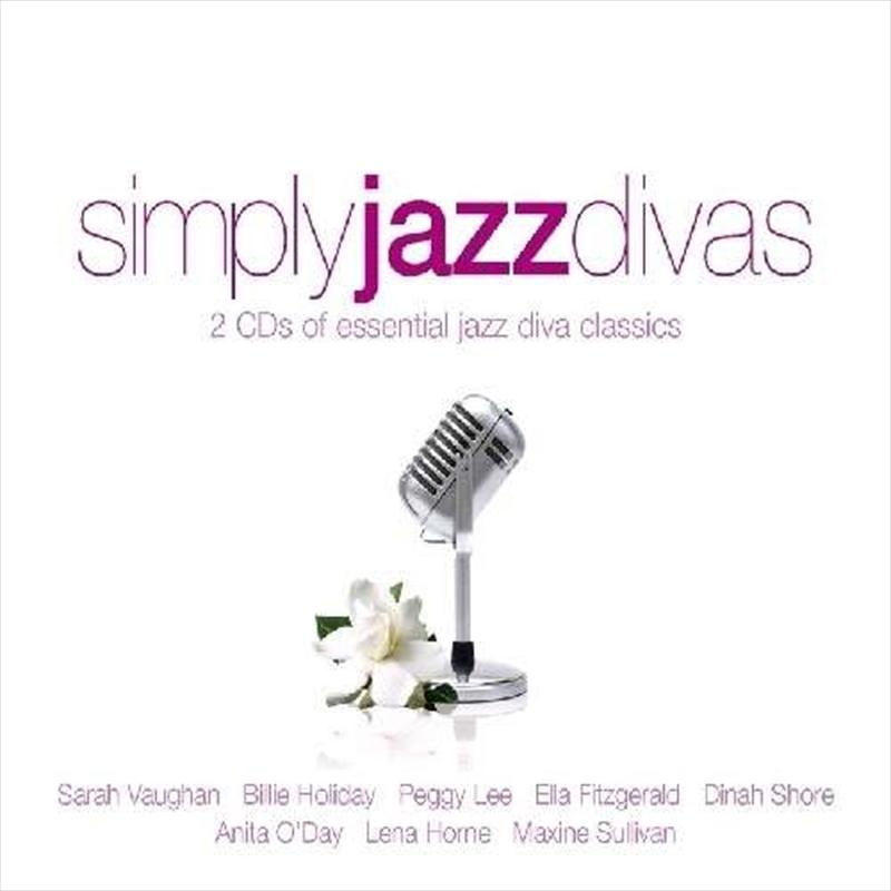 Simply Jazz Divas | CD