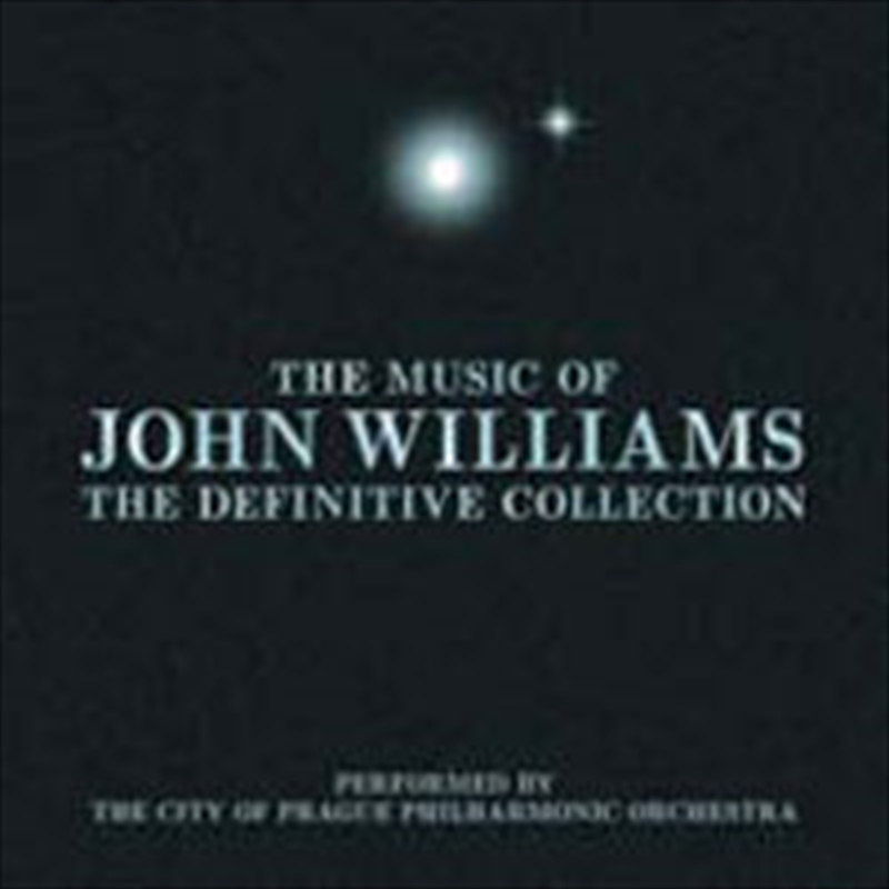 Music of John Williams: Definitive Collection