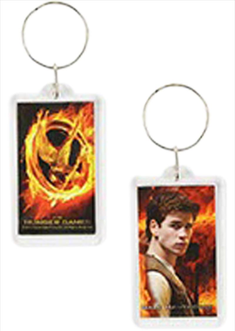 Keychain Lucite Gale | Merchandise