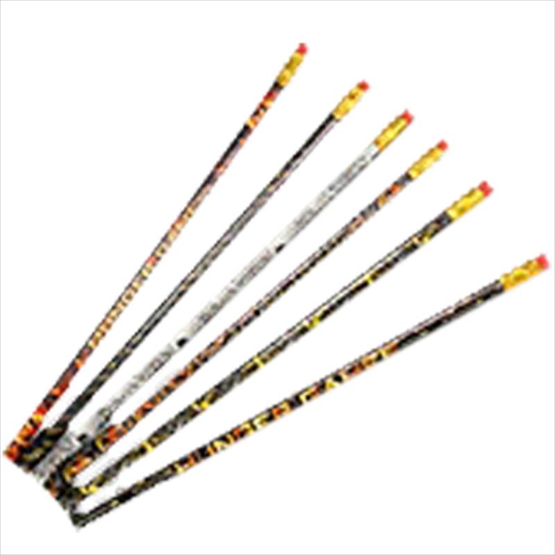 Hunger Games Pencil Set 6 Piece Assorted   Merchandise