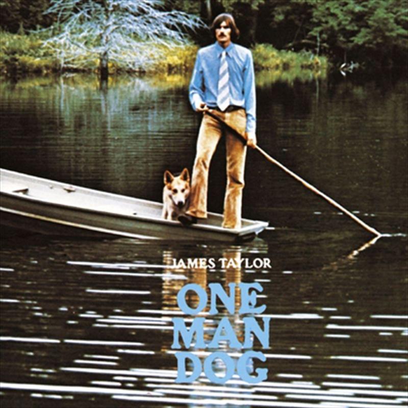 One Man Dog | CD