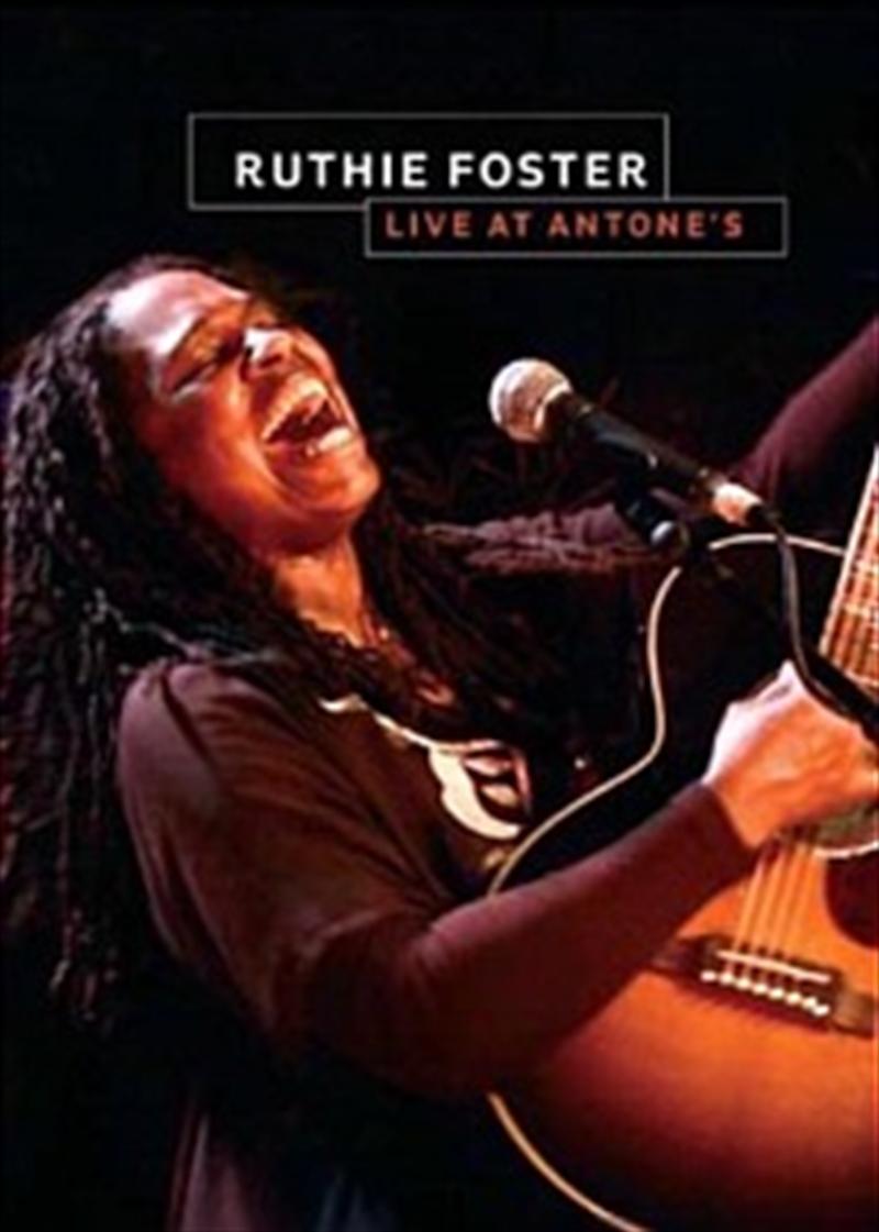 Live At Antones | DVD