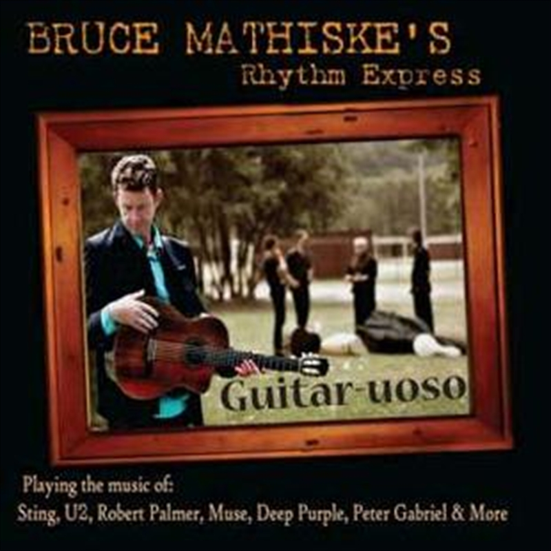 Guitar-Uoso | CD