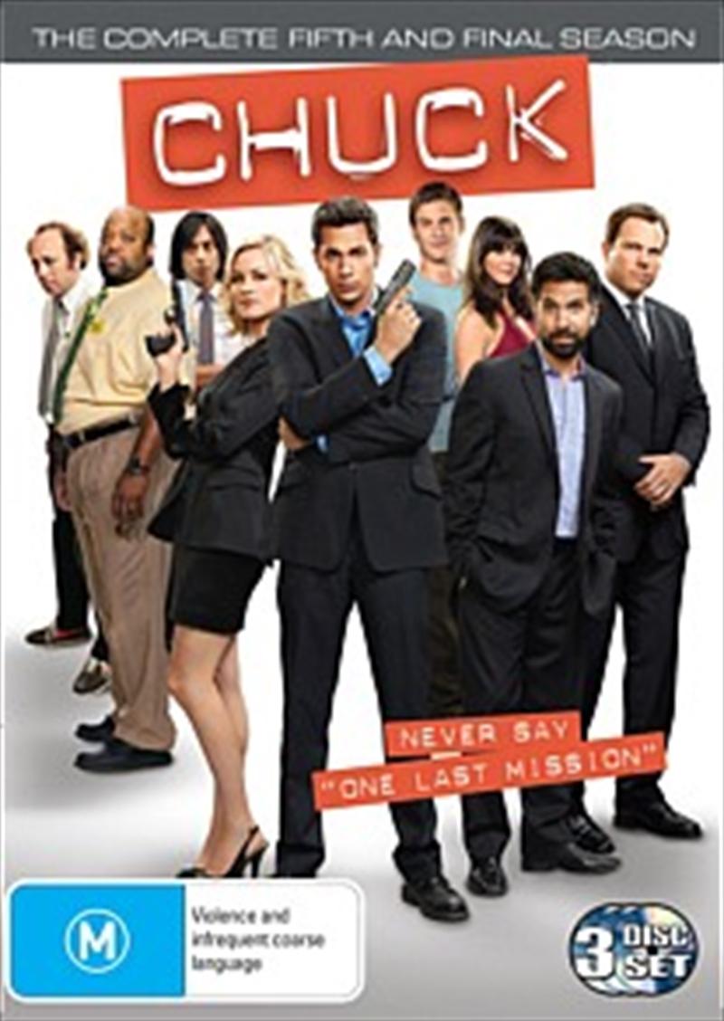 Chuck - Season 5 | DVD