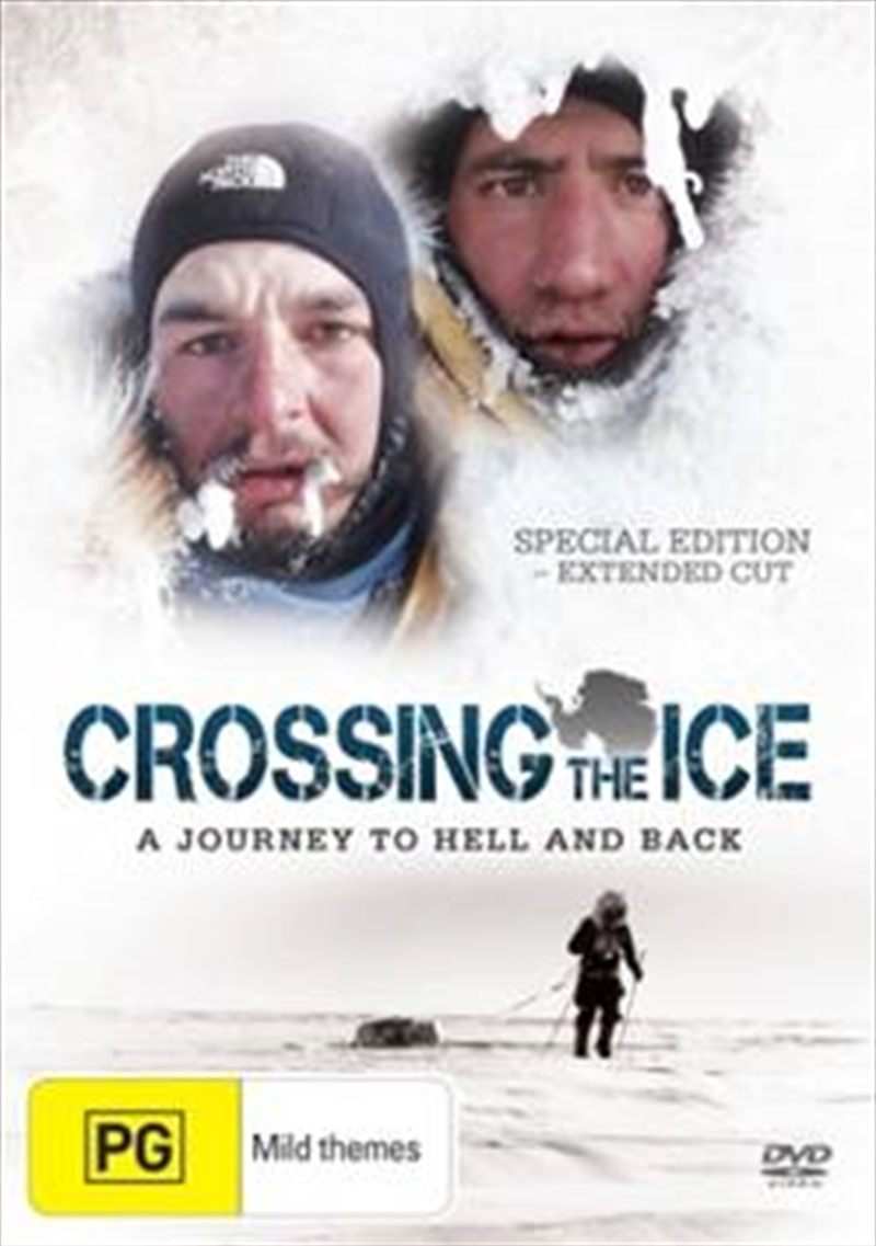Crossing The Ice | DVD