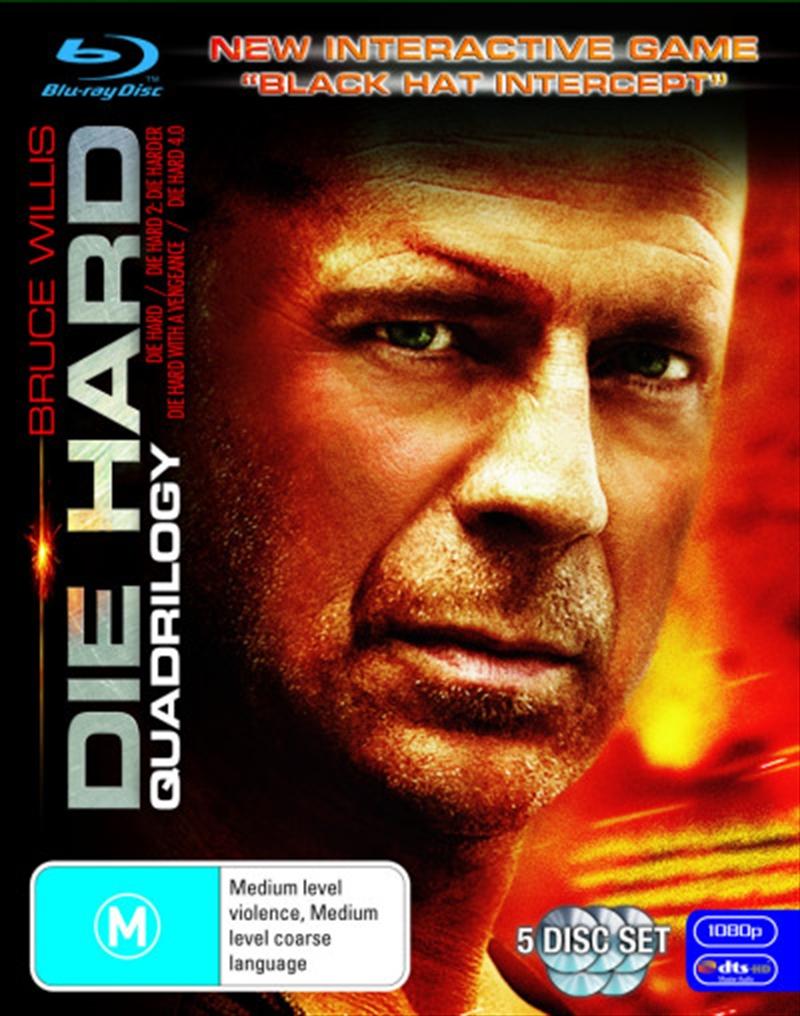 Die Hard Quadrilogy | Blu-ray