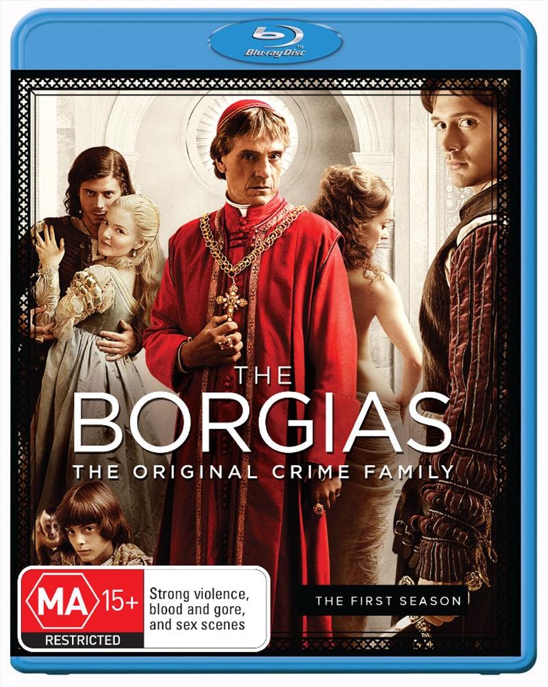 Borgias; S1 | Blu-ray