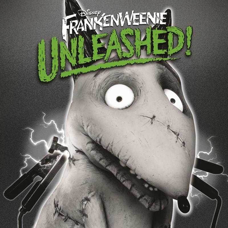 Frankenweenie Unleashed | CD