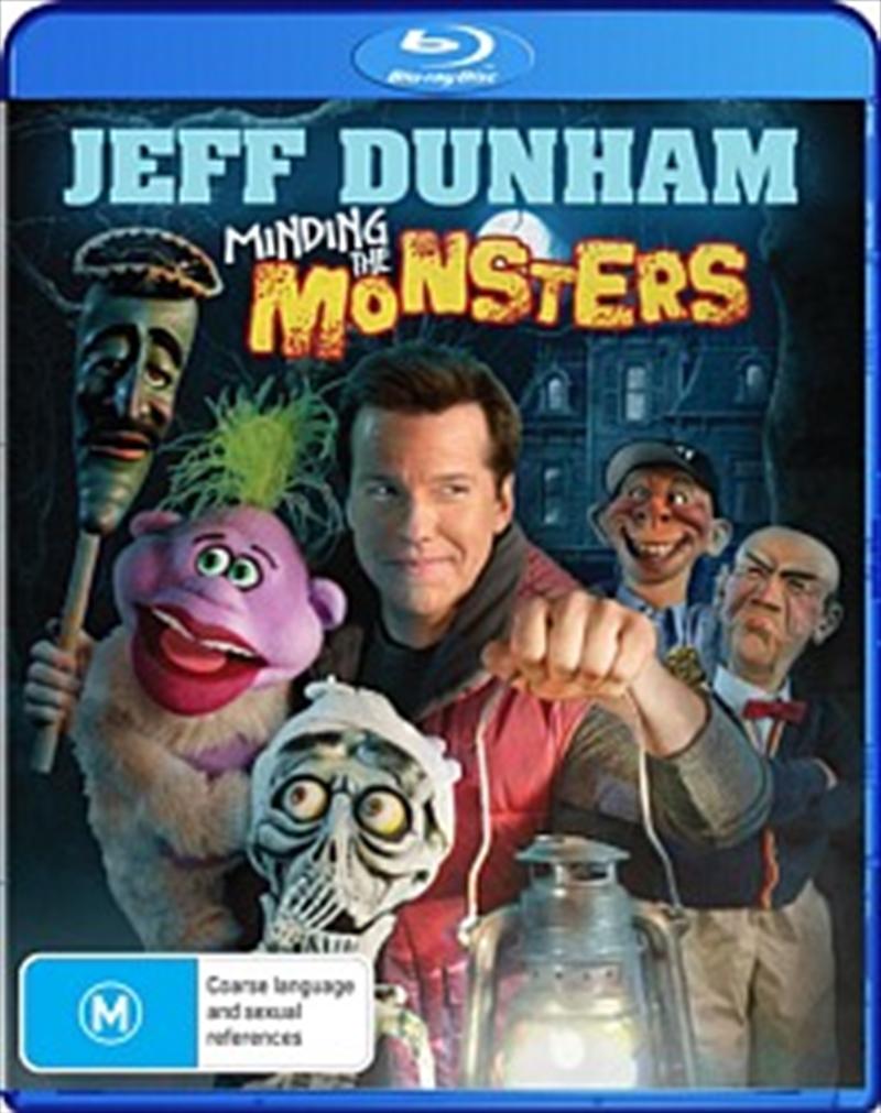Minding Monsters | Blu-ray