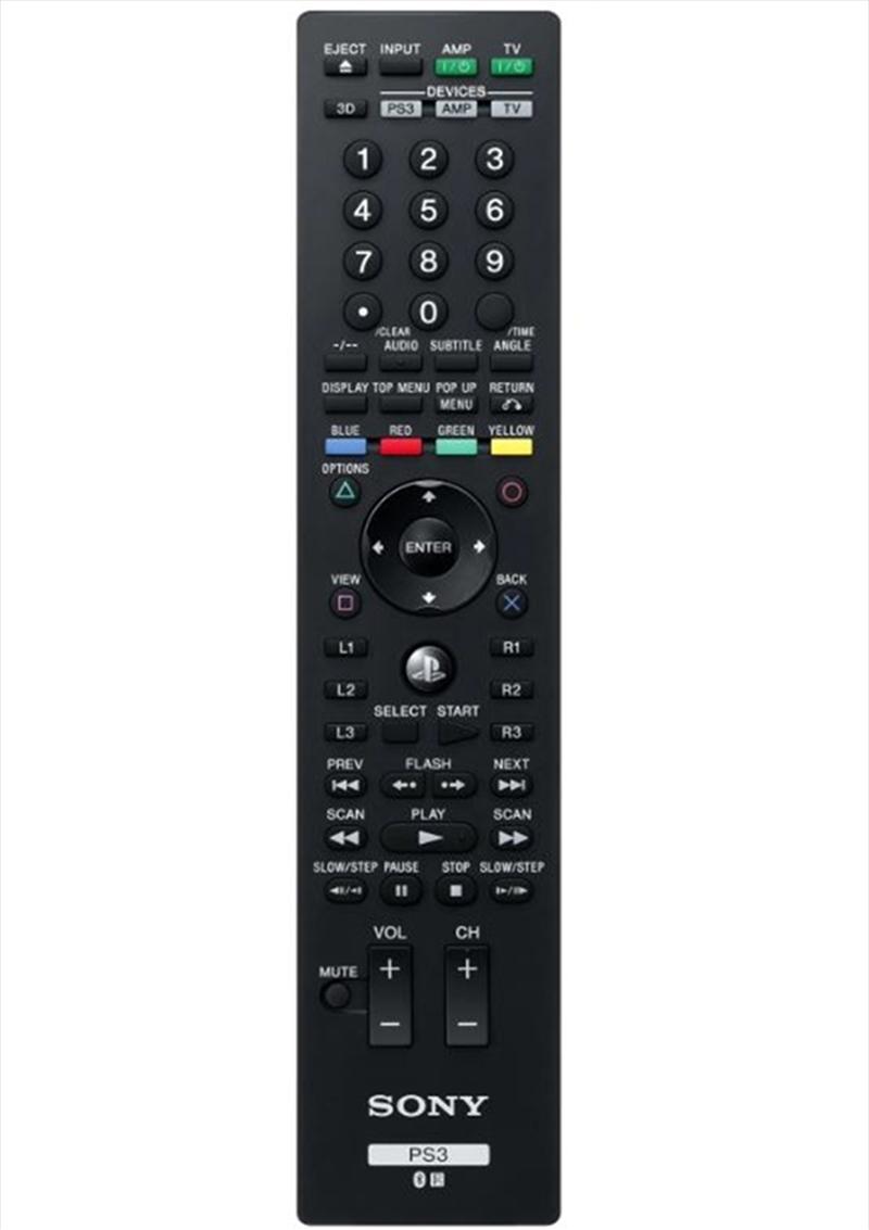 PS3 Genuine Blu Ray Remote Control | Games
