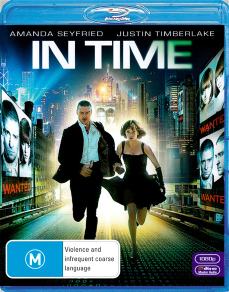 In Time | Blu-ray