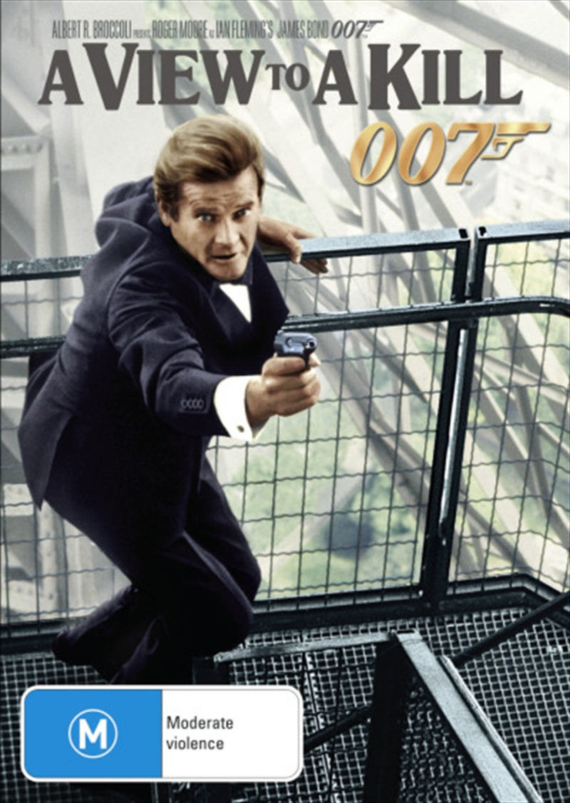 A View To A Kill (007)