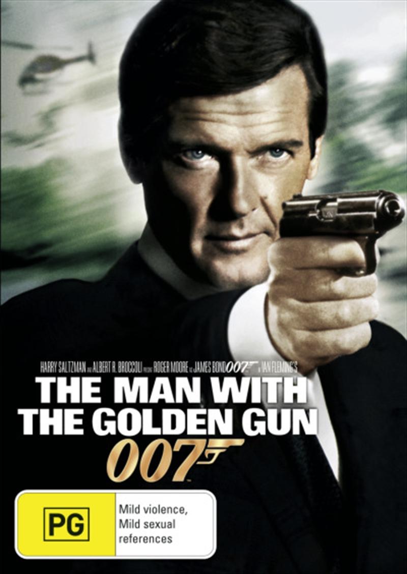 Man With The Golden Gun (007)