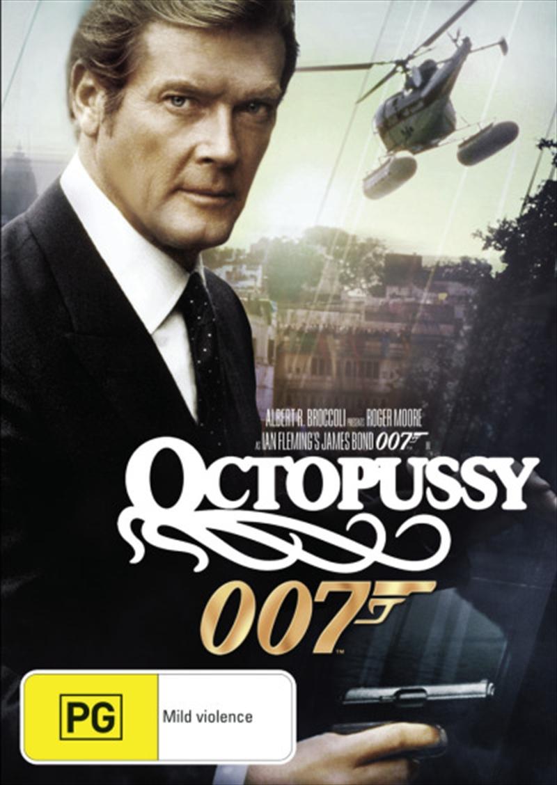 Octopussy (007)   DVD