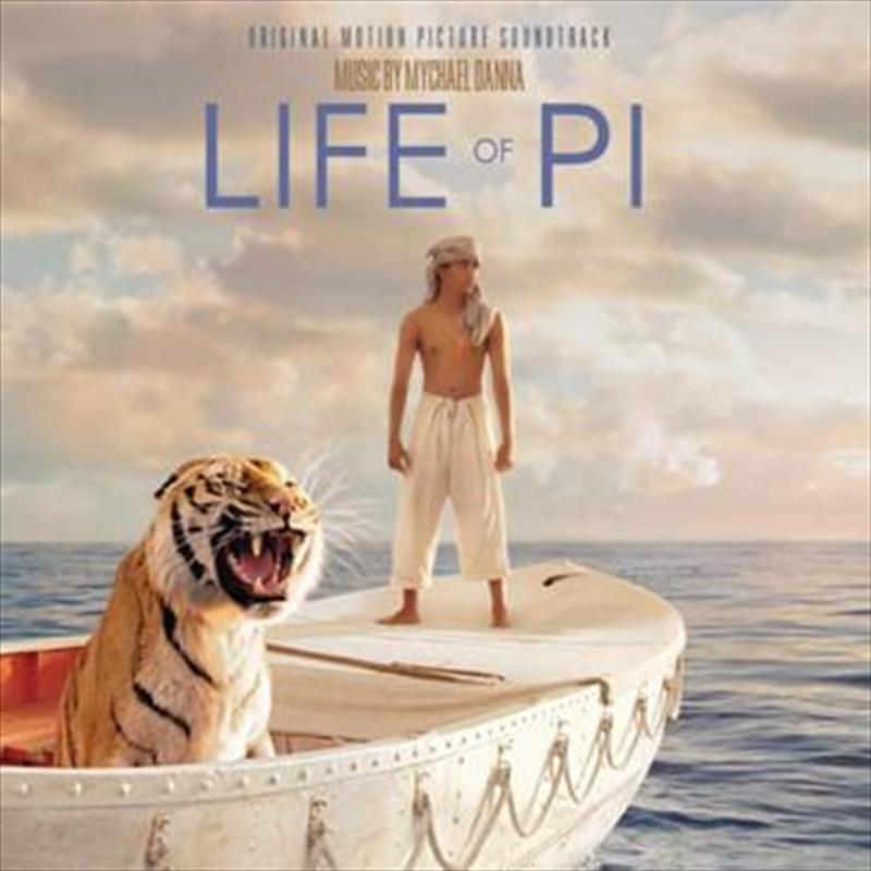 Life Of Pi | CD