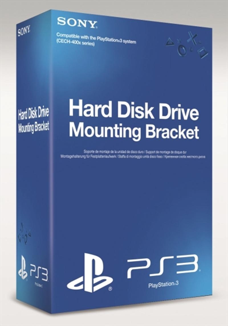 Hard Drive Mounting Bracket | Games