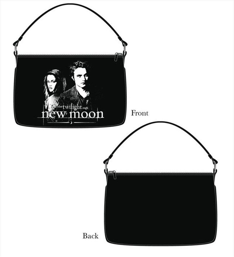 New Moon Fabric Wallet (Edward and Bella) | Merchandise