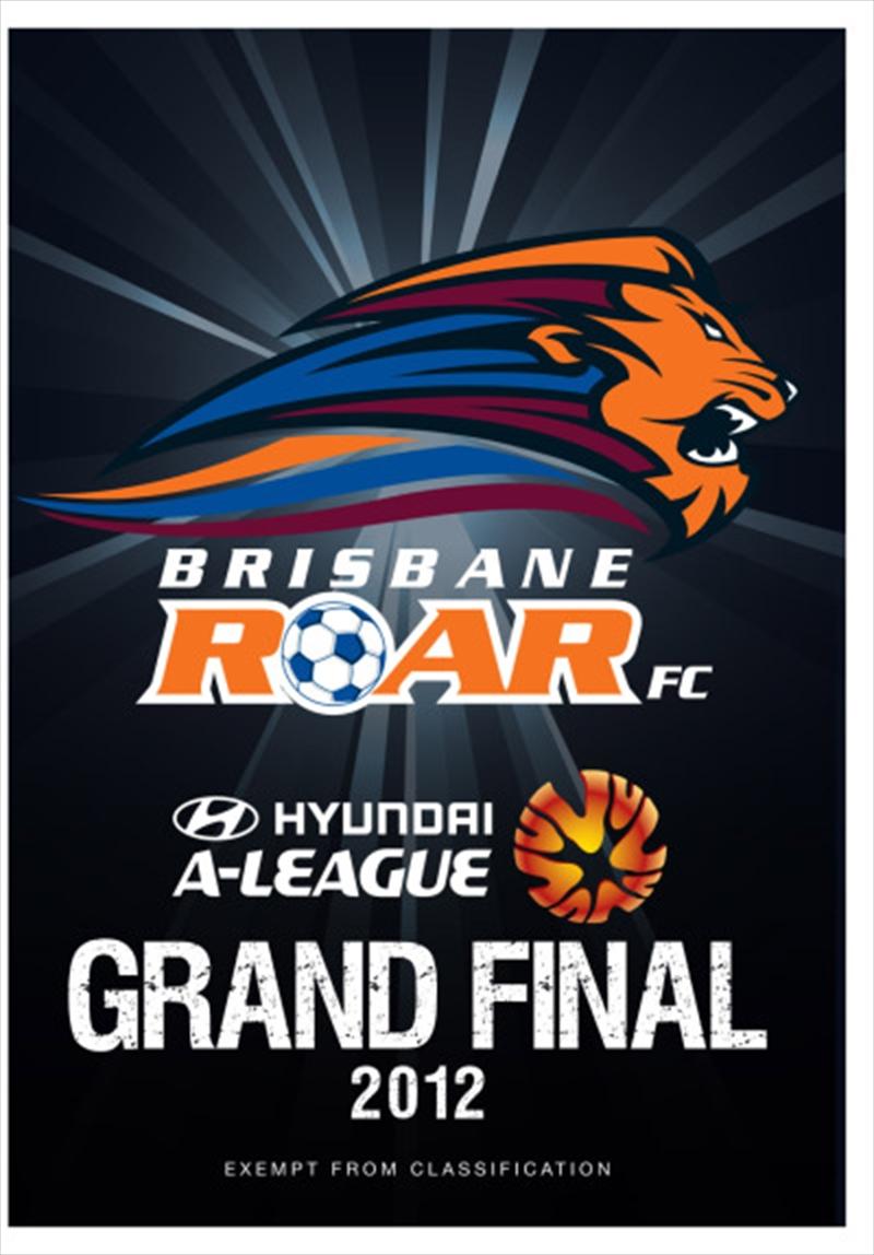 Hyundai A-League: 2012 Grand Final   DVD