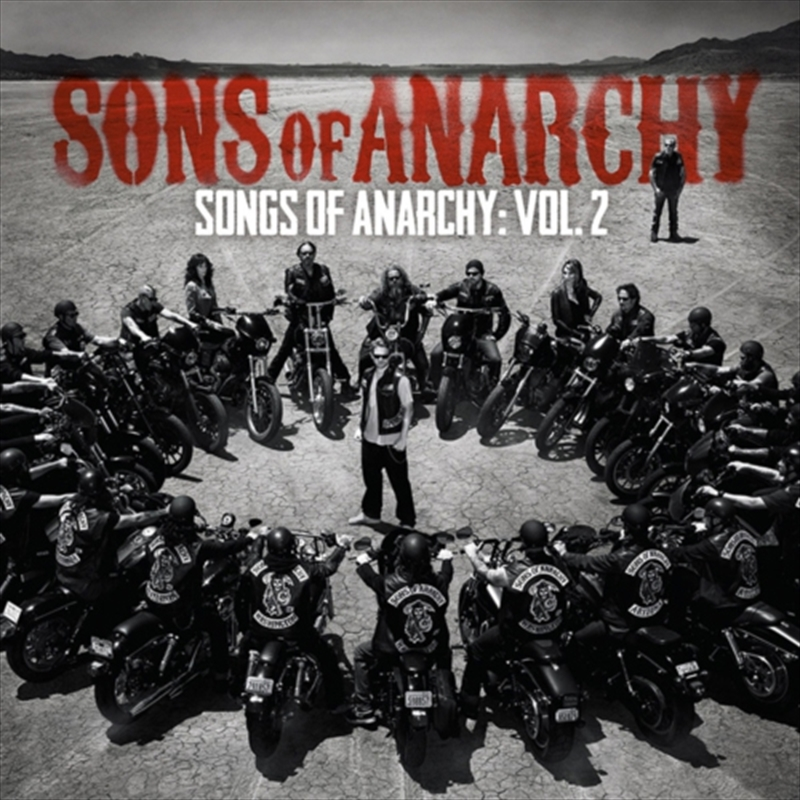 Songs of Anarchy; V2 | CD