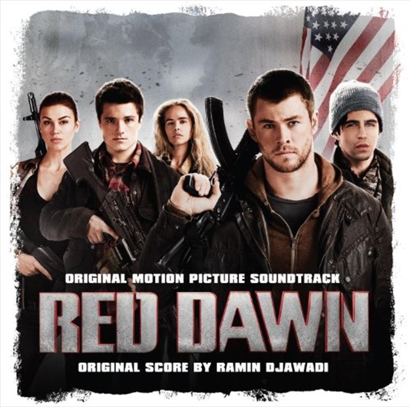 Red Dawn | CD