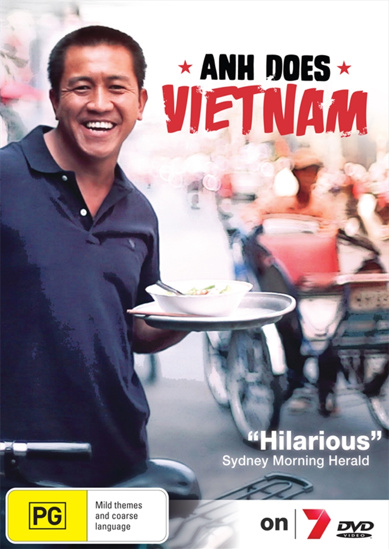 Anh Does Vietnam | DVD