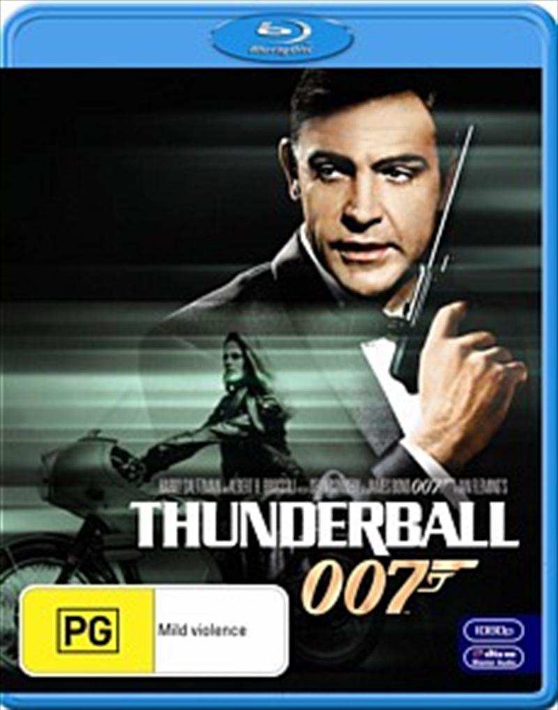 Thunderball (007) | Blu-ray