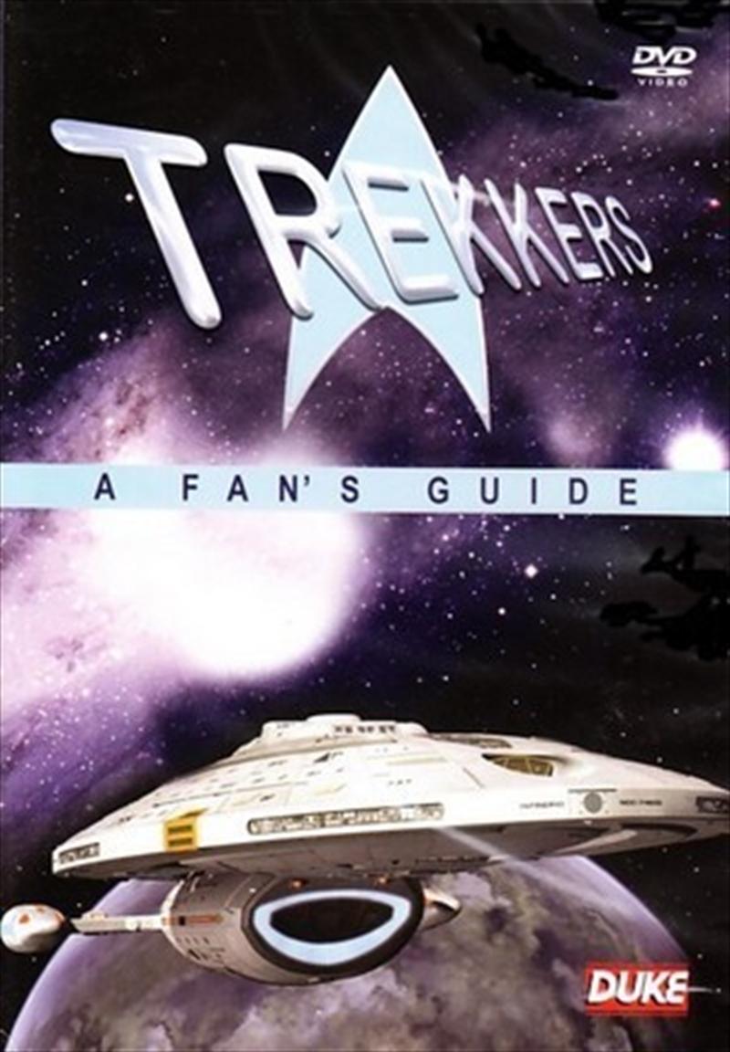 Trekkers: A Fan's Guide | DVD