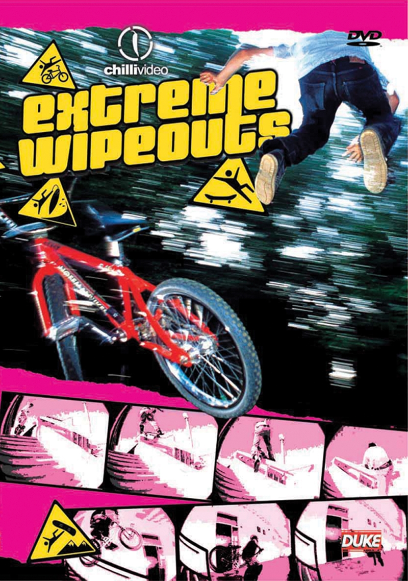 Extreme Wipe-Outs 1 | DVD