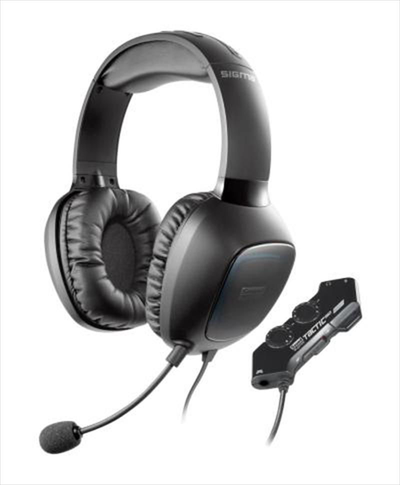 Sound Blaster Tactic 360 Sigma | XBox 360