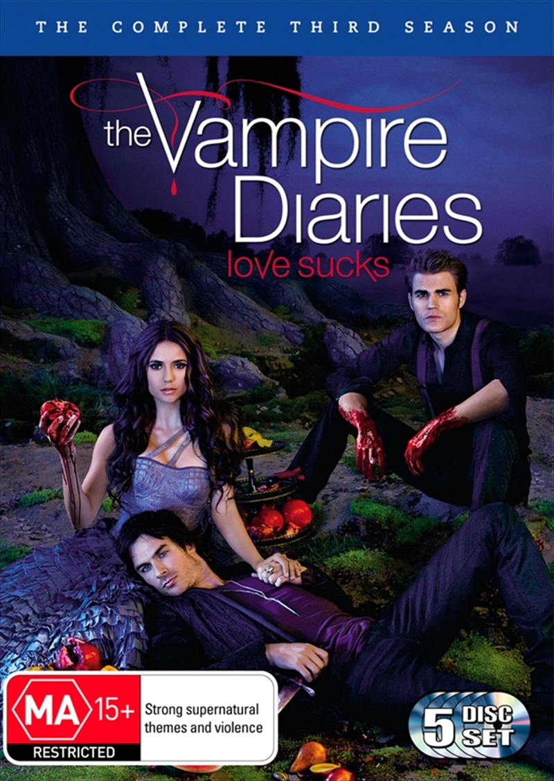 Vampire Diaries - Season 3 | DVD