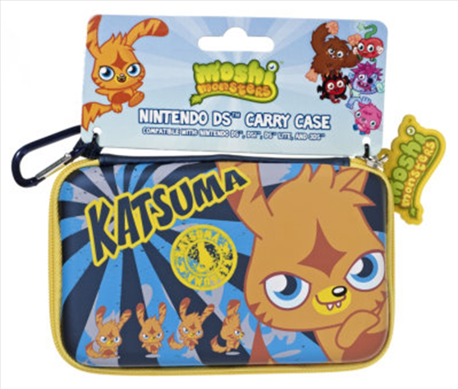 Moshi Monsters NDS Katsuma Case | Nintendo DS