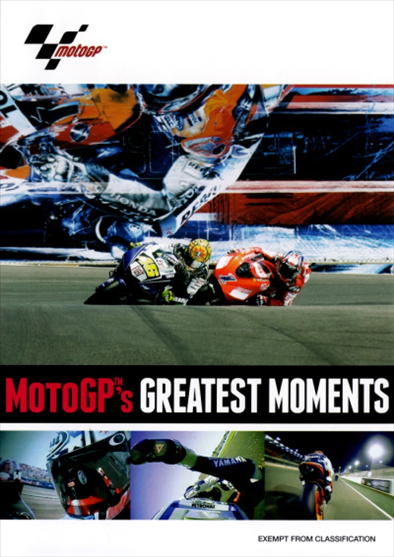 MotoGP: 2012 Greatest Moments | DVD