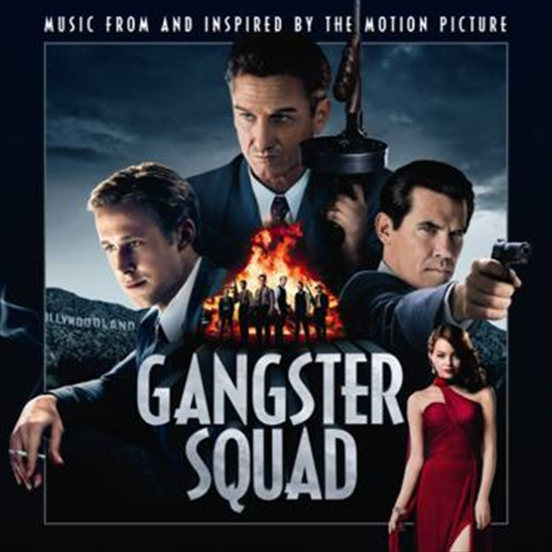 Gangster Squad | CD