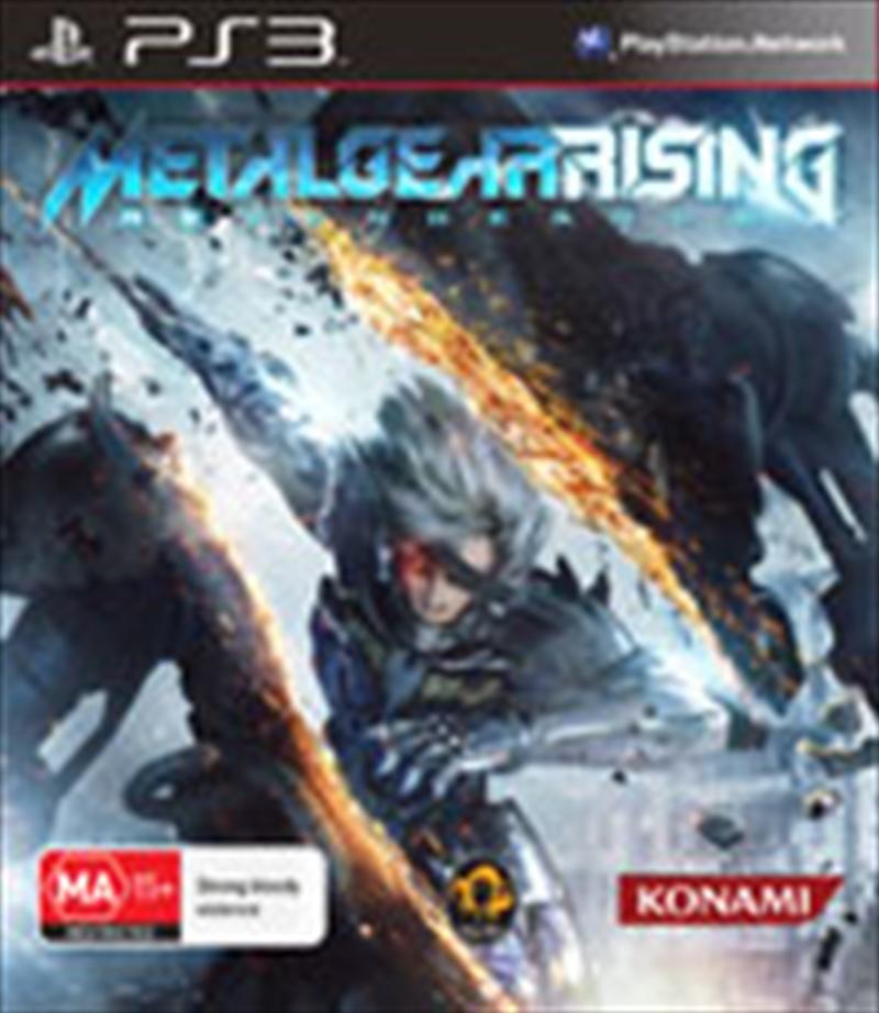 Metal Gear Rising: Revengeance | PlayStation 3