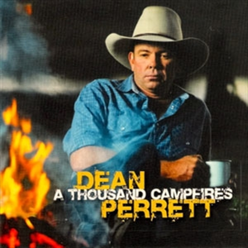 A Thousand Campfires   CD