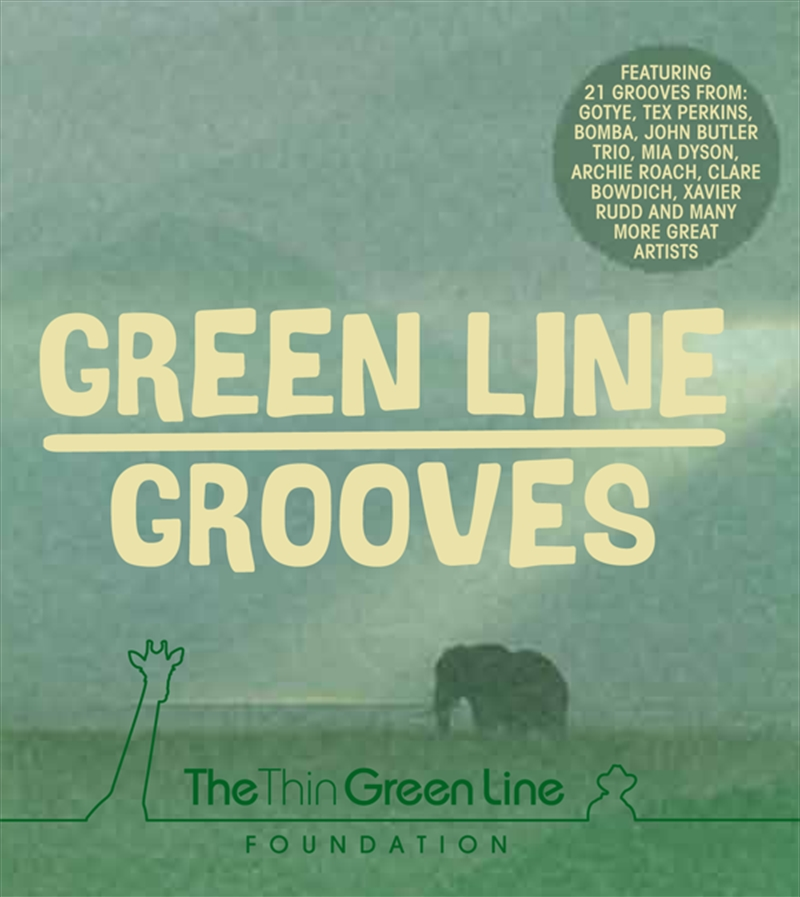 Green Line Grooves | CD