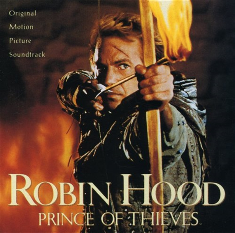 Robin Hood: Prince of Thieves (Import) | CD