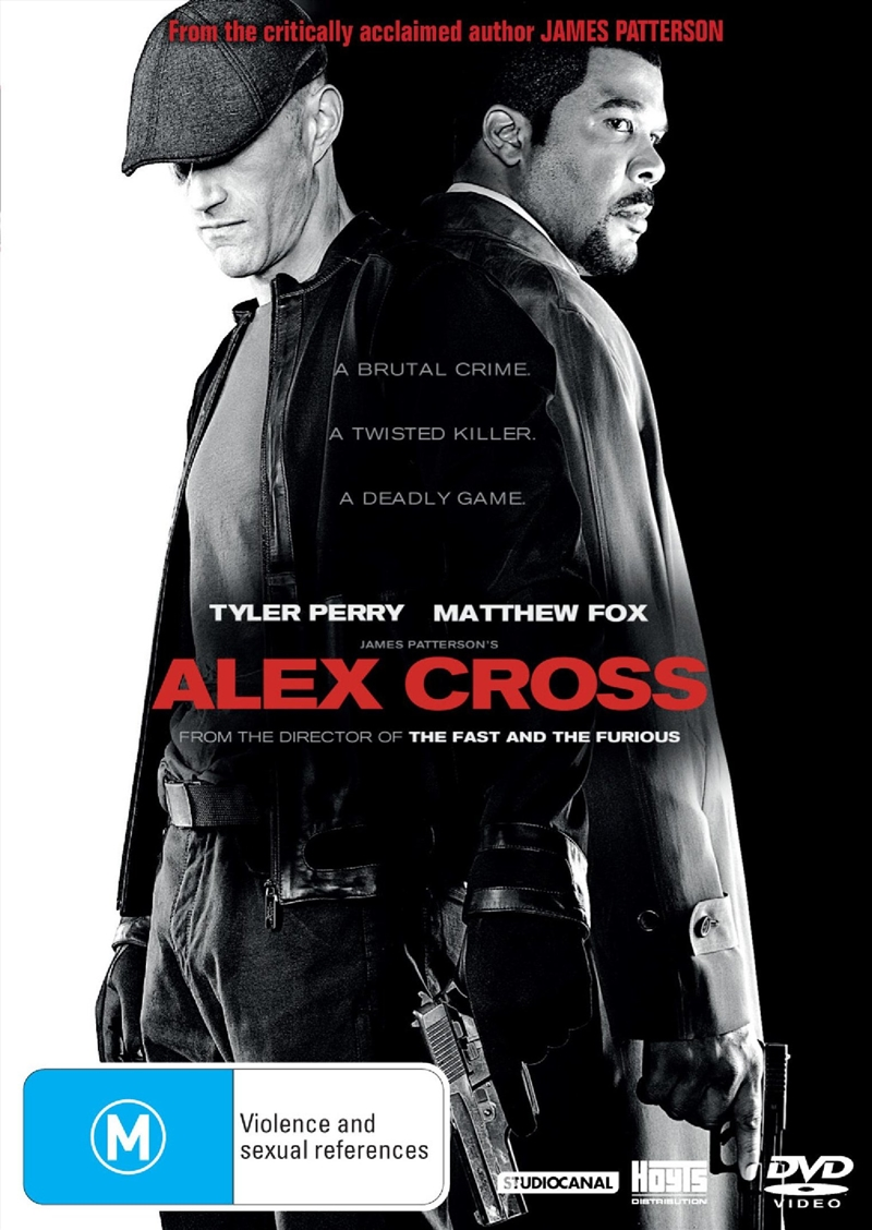 Alex Cross | DVD