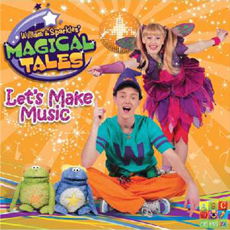 Magical Tales- Let's Make Music | CD