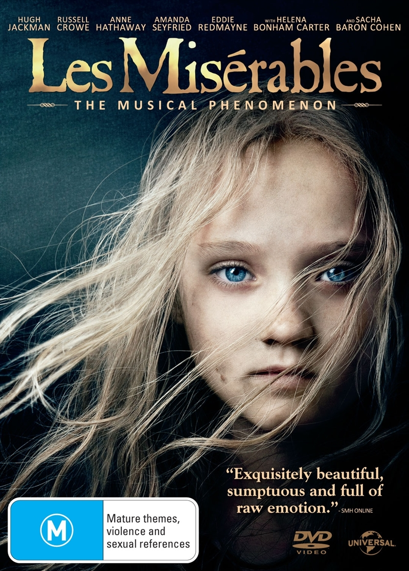 Les Miserables (2012) | DVD