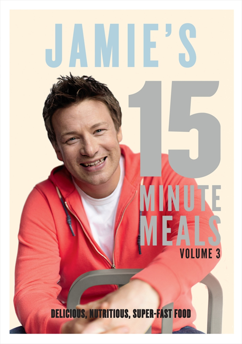 Jamie's 15 Minute Meals; S1 V3 | DVD