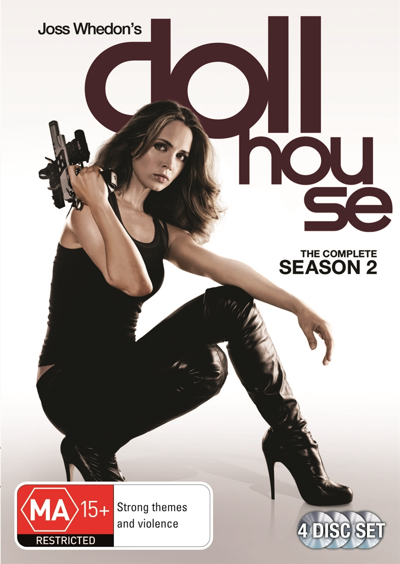 Dollhouse - Season 2 | DVD