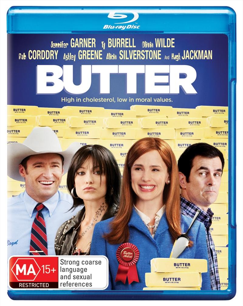 Butter | Blu-ray