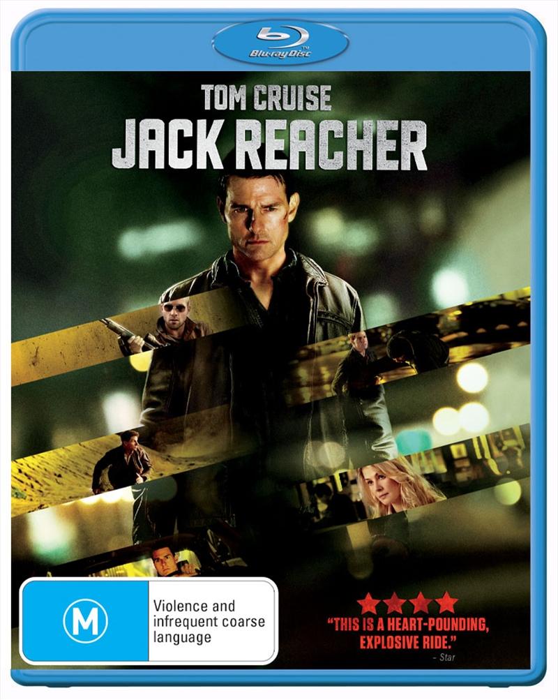 Jack Reacher | Blu-ray