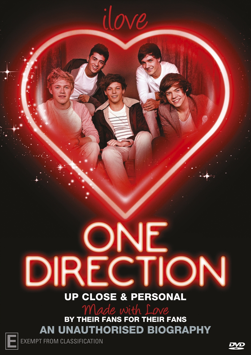 Up Close And Personal | DVD