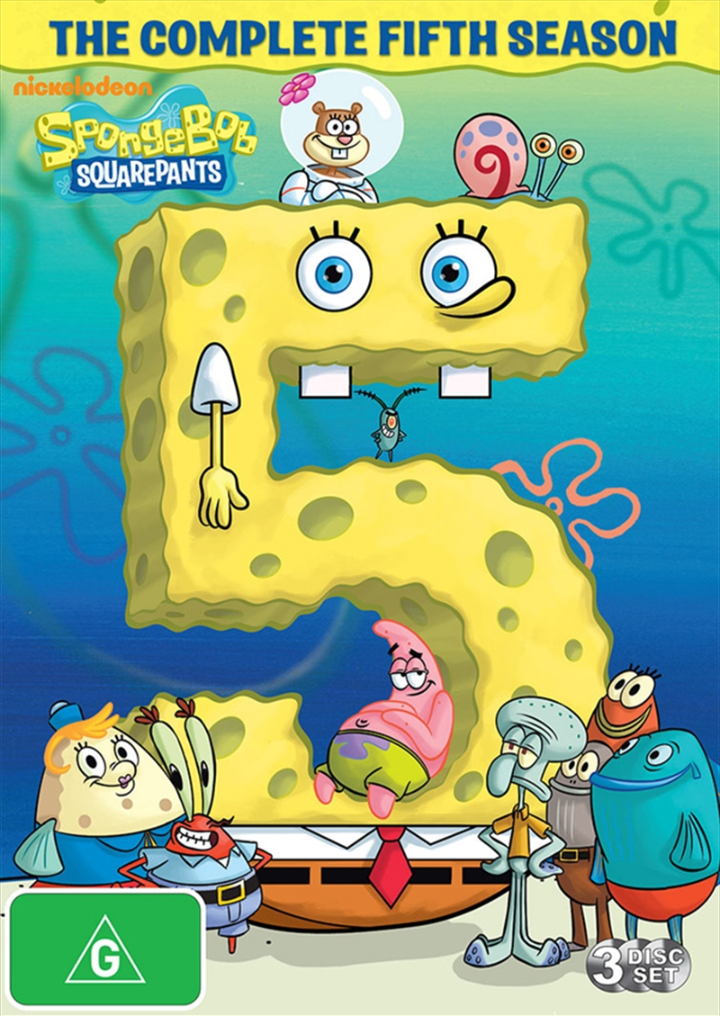Spongebob Squarepants; S5 | DVD
