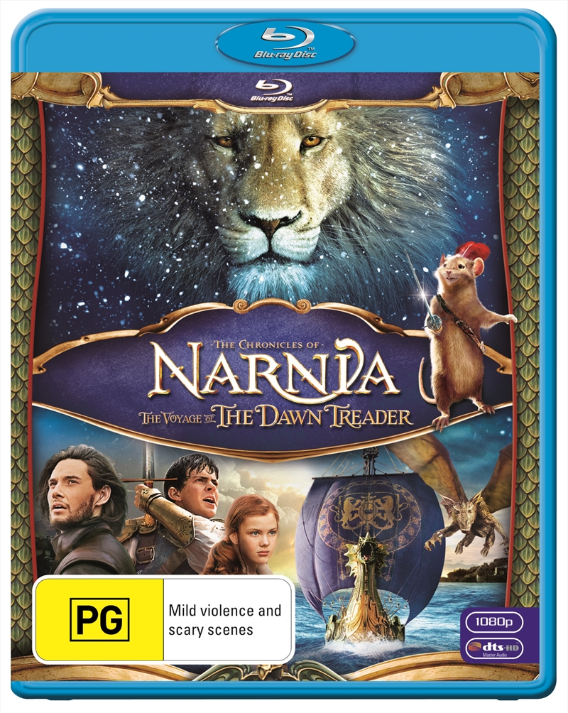 Chronicles Of Narnia: Voyage Of The Dawn Treader | Blu-ray