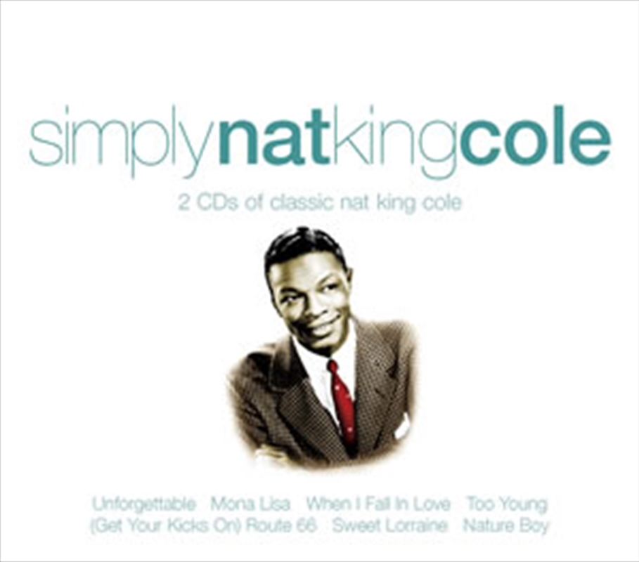 Simply Nat King Cole | CD