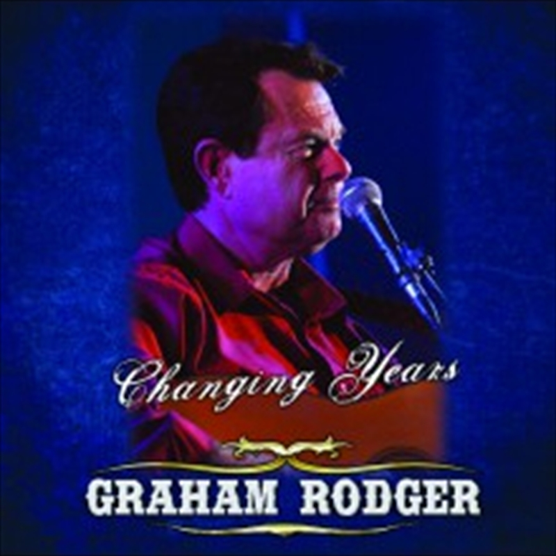 Changing Years | CD
