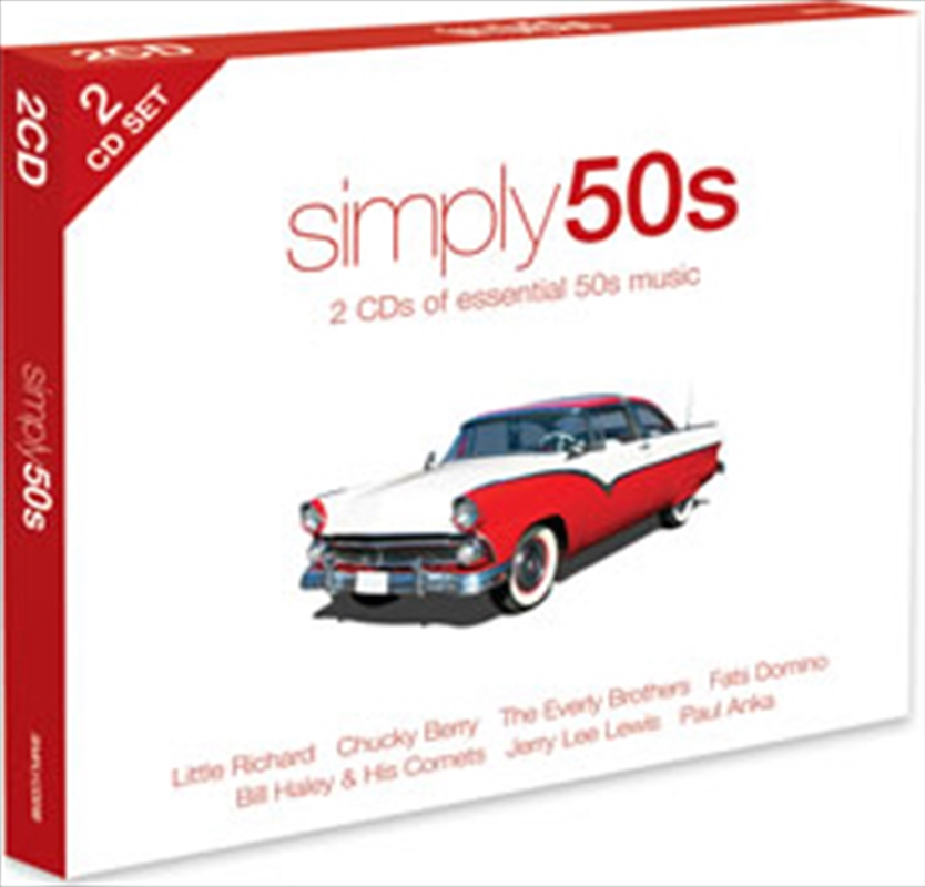 Simply 50's | CD